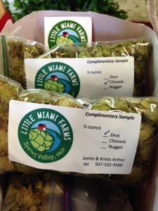 Little Miami Farms - Farm fresh hops